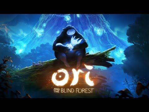 ▶ Ori and the Blind Forest Trailer - if i had an xbox i would totally buy this