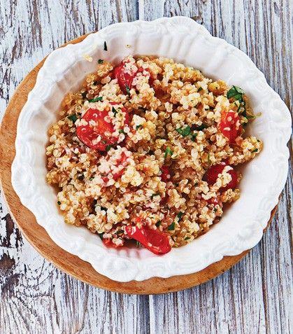 ¡Aprende a preparar la quinoa y haz platillos deliciosos!
