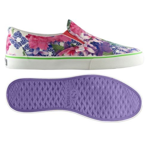 Superga-Mocassin-2311-FABRICFANPLU-woman--Slip-On-Market Price 50€ PRIZE FOR STAGE I