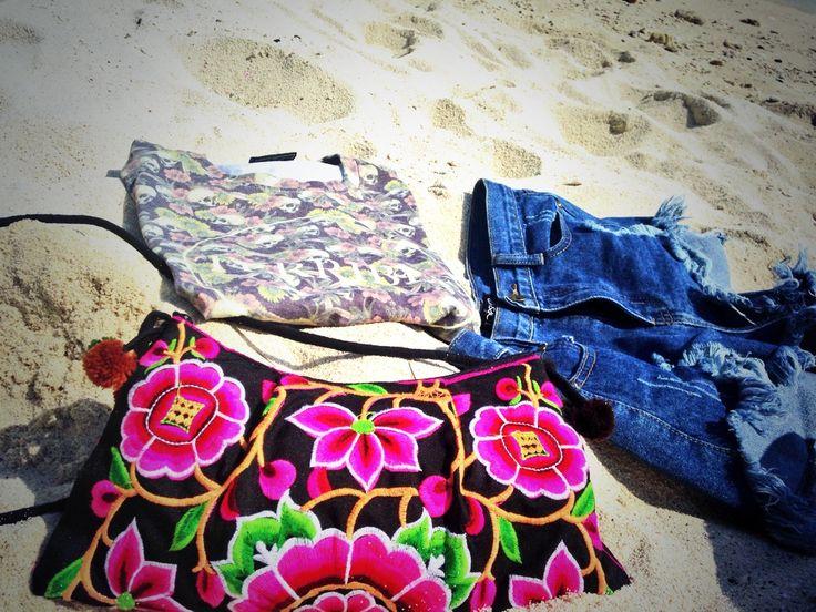Tailandia, outfit, Soy Tendencia de viaje, hippie chic