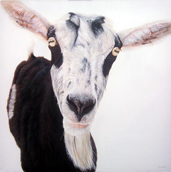 Fine Art and You: Ester Curini | Italian Animal Painter