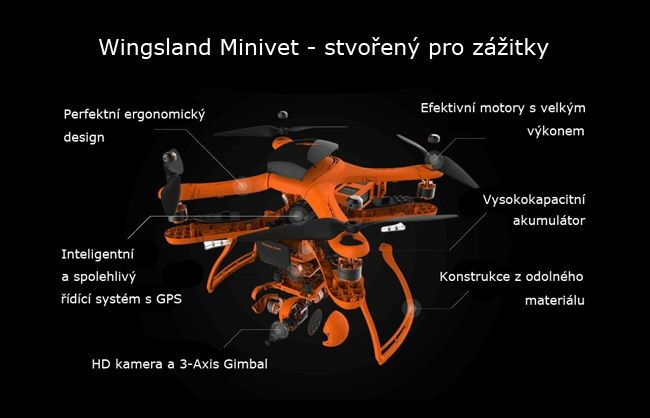Wingsland MINIVET