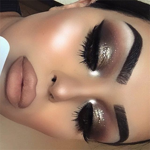 "1,557 Likes, 53 Comments - Selin Cicek (@seelincicek) on Instagram: ""Pink glamour  @anastasiabeverlyhills Dipbrow in Dark, Sweets Glow Kit  @jeffreestar…"""