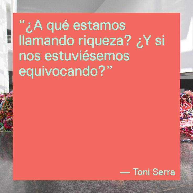 Extraído del podcast EN CRISIS #3. Reflexiones sobre un momento crítico: Toni Serra, Ana Longoni y Rubén Martínez http://rwm.macba.cat/es/especials/encrisi3/capsula