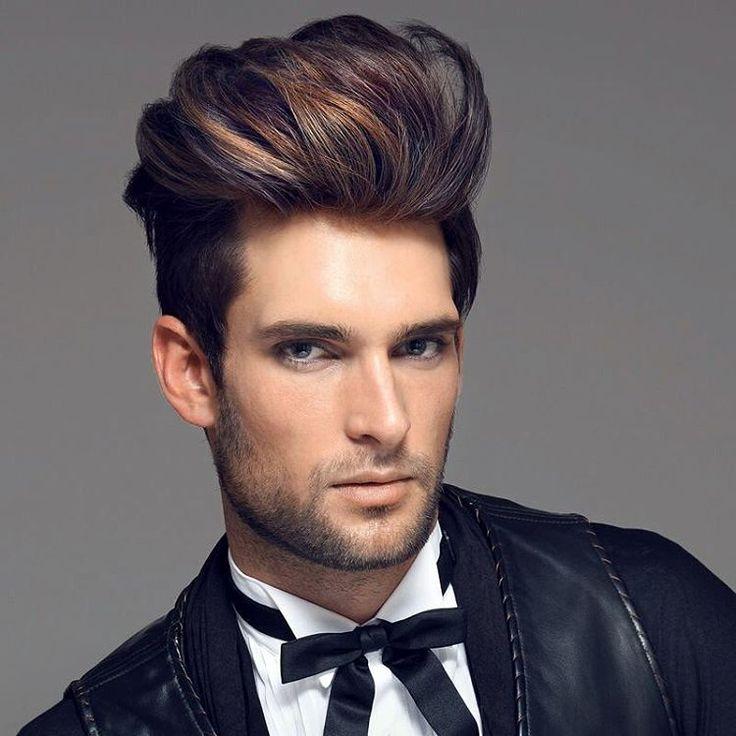 1000+ Ideas About Men's Medium Hairstyles On Pinterest