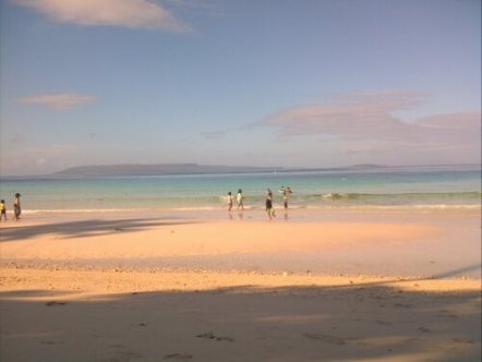 Pantai Nirwana, Sulawesi Tenggara