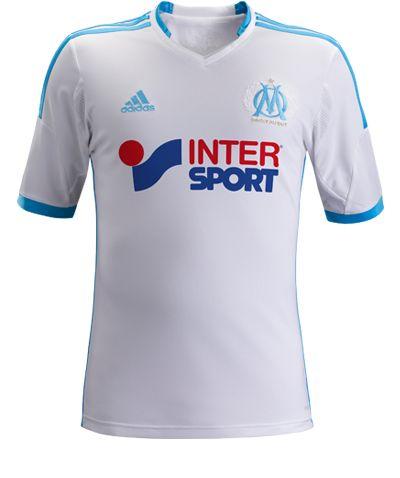Nouveaux maillots OM 2013-2014 - OM.net - Site officiel de l'Olympique de Marseille