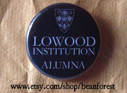 lowood institution alumna Jane Eyre Charlotte Bronte by beanforest, $1.50