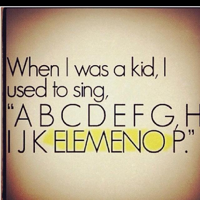 Guilty!! Lol: Abc Songs, Childhood Memories, Lol So True, Alphabet Songs, Funny Stuff, So Funny, True Stories, Kid, Haha So True
