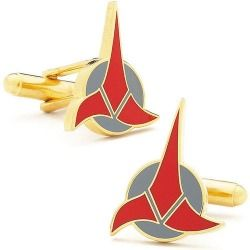 Cufflinks Inc. Star Trek Klingon Cufflinks