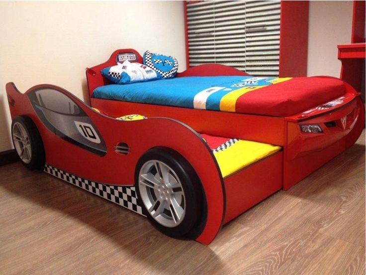 ΠΑΙΔΙΚΑ ΔΩΜΑΤΙΑ ΓΙΑ ΑΓΟΡΙΑ->ΠΑΙΔΙΚΟ ΔΩΜΑΤΙΟ SL-RACER->παιδικο κρεβατι αυτοκινητο - www.cilek.gr