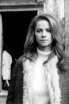 "Charlotte Rampling in ""The Damned"""