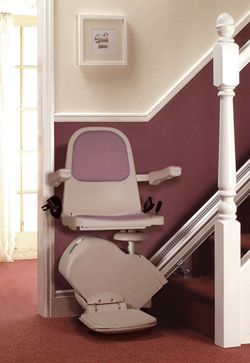 Stairway Lifts (Stairchair Or Stairlift) Are A Great Solution To Home  Accessibility. Regain