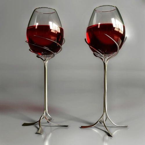 17 Best Images About Funky Wine Glasses On Pinterest