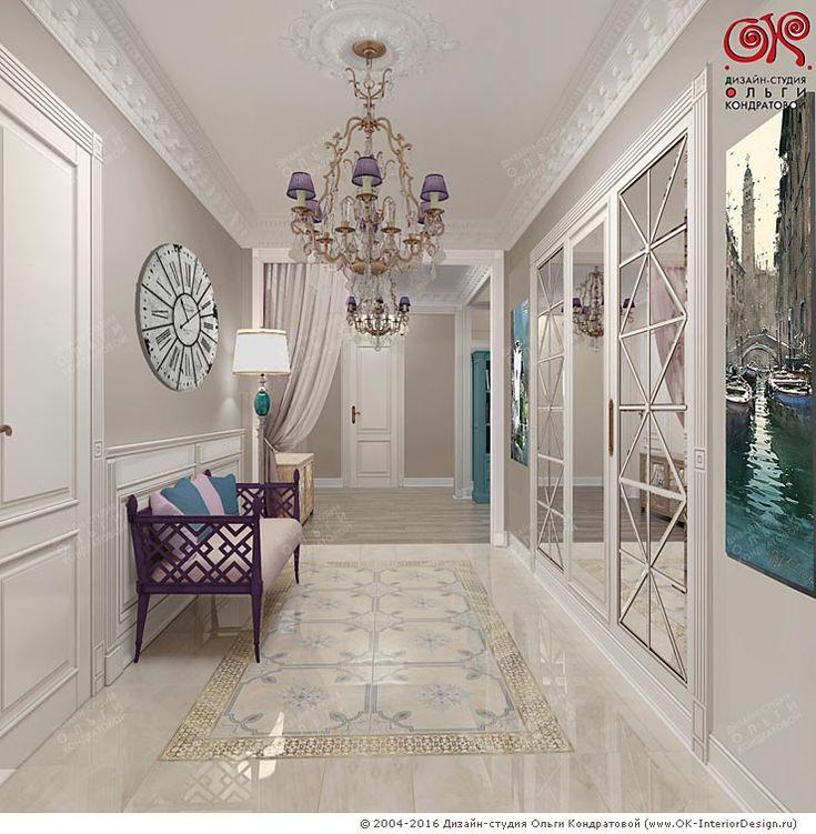 Фото интерьера современной прихожей 2015 - http://www.ok-interiordesign.ru/ph26_design-interyera-prihozhey.php