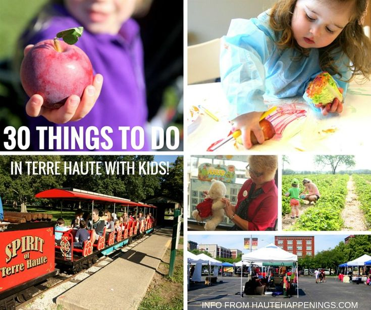 Make this summer unforgettable! Use this guide to find fun things to do in summer in Terre Haute and the Wabash Valley!