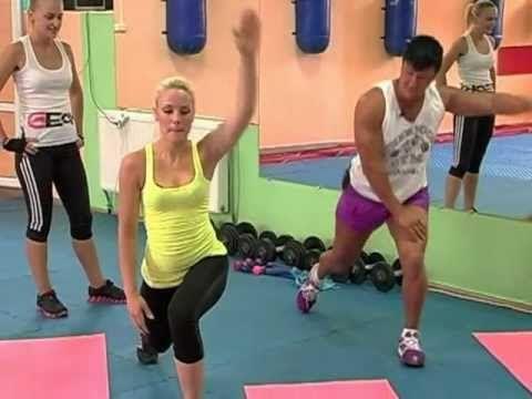 тренировка ног-убираем галифе (продолжение)