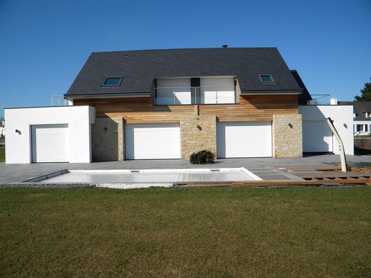 Moustoir Nord  56950 CRACH Maison en pierre en moëllon dElven, pose