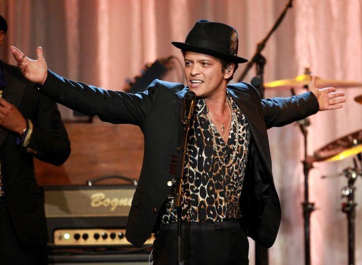 Bruno Mars | GRAMMY.comBruno Marsomg, Favorite Celebrities, Awesome Bruno, Bowls Halftime, Bruno Marsunforgett, Leopards Prints Shirts, Super Bowls, Bruno Marsth, B Mars