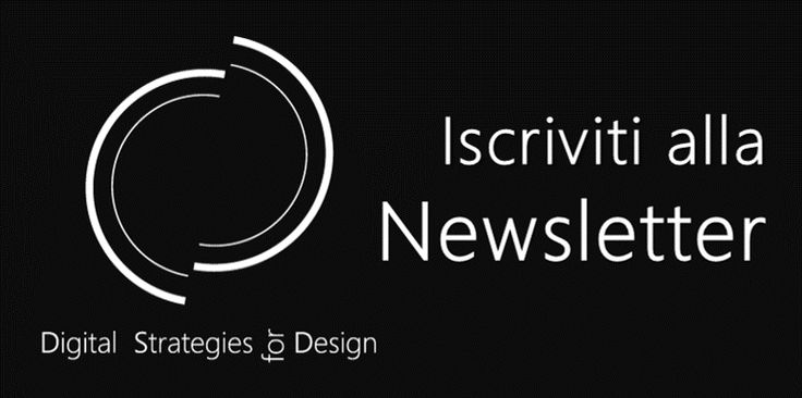 Resta aggiornato su eventi e novità dei settori #Design e #Digital!  ISCRIVITI alla #Newsletter di #DSforDESIGN >>> www.dsfordesign.it  #Architecture #SMM #DigitalDistrict #MadeinItaly #Eccellenzeitaliane