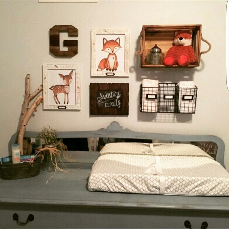 Best 25+ Woodland Nursery Decor Ideas On Pinterest
