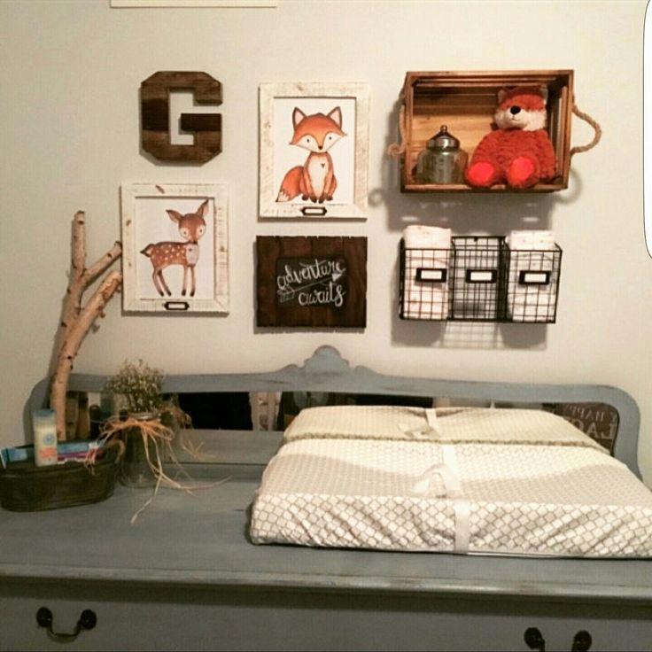 25 Best Ideas About Nursery Collage On Pinterest: Best 25+ Fox Nursery Ideas On Pinterest