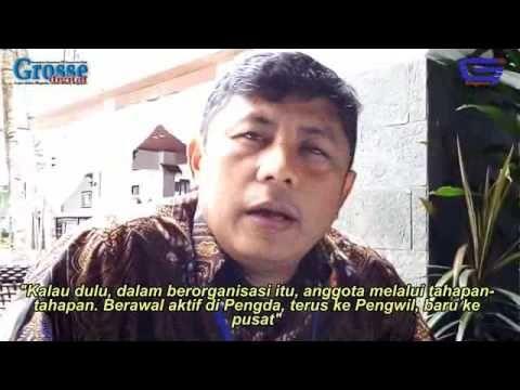 H  Zulfa Novriyendi, SH, MKn, MH, Organisasi Jangan Ada Unsur Politik