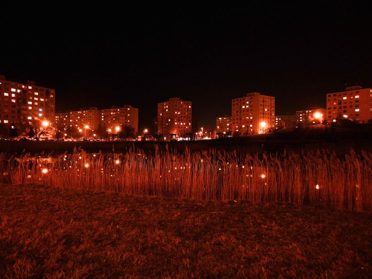 City lights by Rita Bártfai on 500px