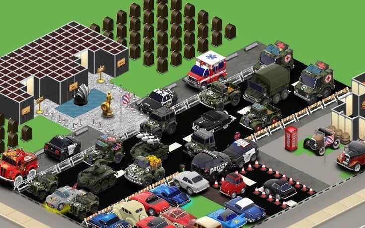 ¡El vencedor del concurso Desfile de las Fuerzas Armadas es GetTheClicker! ¡Felicitaciones! ¡Fíjate en nuestra página para saber de tu próxima chance de ganar Puntos Azules GRATIS para Car Town!    20/11/2012
