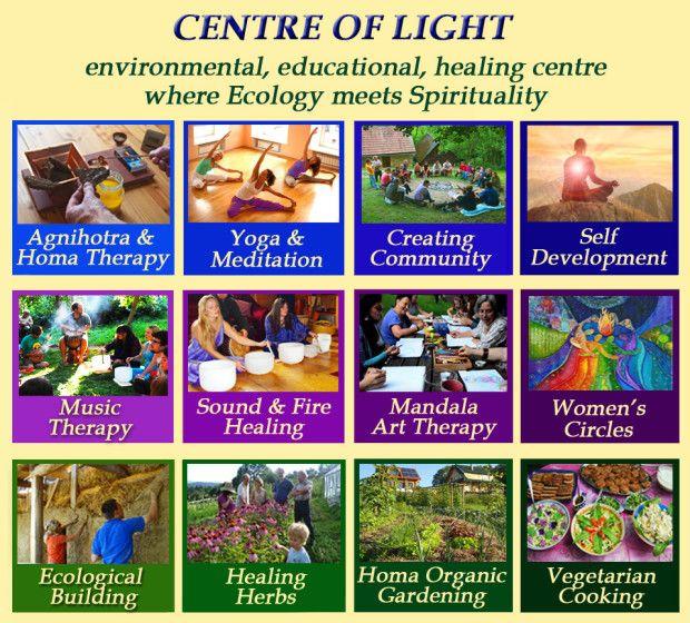 Centre of Light | Indiegogo