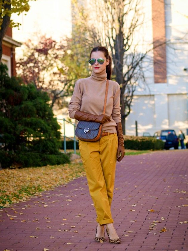 Picked Color: Trend Mustard Outfit Ideas For Early Autumn  http://www.ferbena.com/picked-color-trend-mustard-outfit-ideas-early-autumn.html
