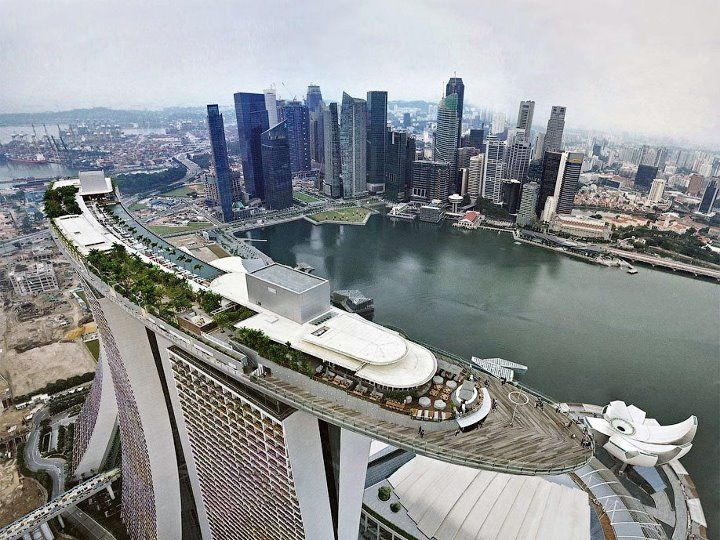 What a place!: Favorite Places, Pool, Bays, Marina Bay Sands, Travel, Architecture, Sands Singapore, Hotels