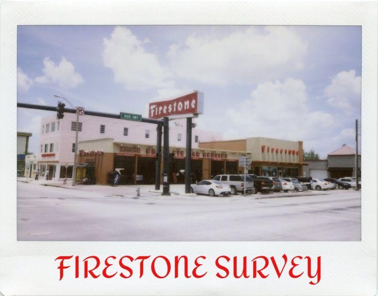 Firestone survey win 500 firestone