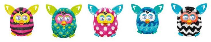 Furby Boom Figure Polka Dot Review via @The Jenny Evolution