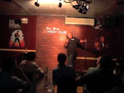 Stuttering John Smith picking on girls at New York Comedy Club 06.21.11 - http://comedyclubsnyc.xyz/2016/11/09/stuttering-john-smith-picking-on-girls-at-new-york-comedy-club-06-21-11/