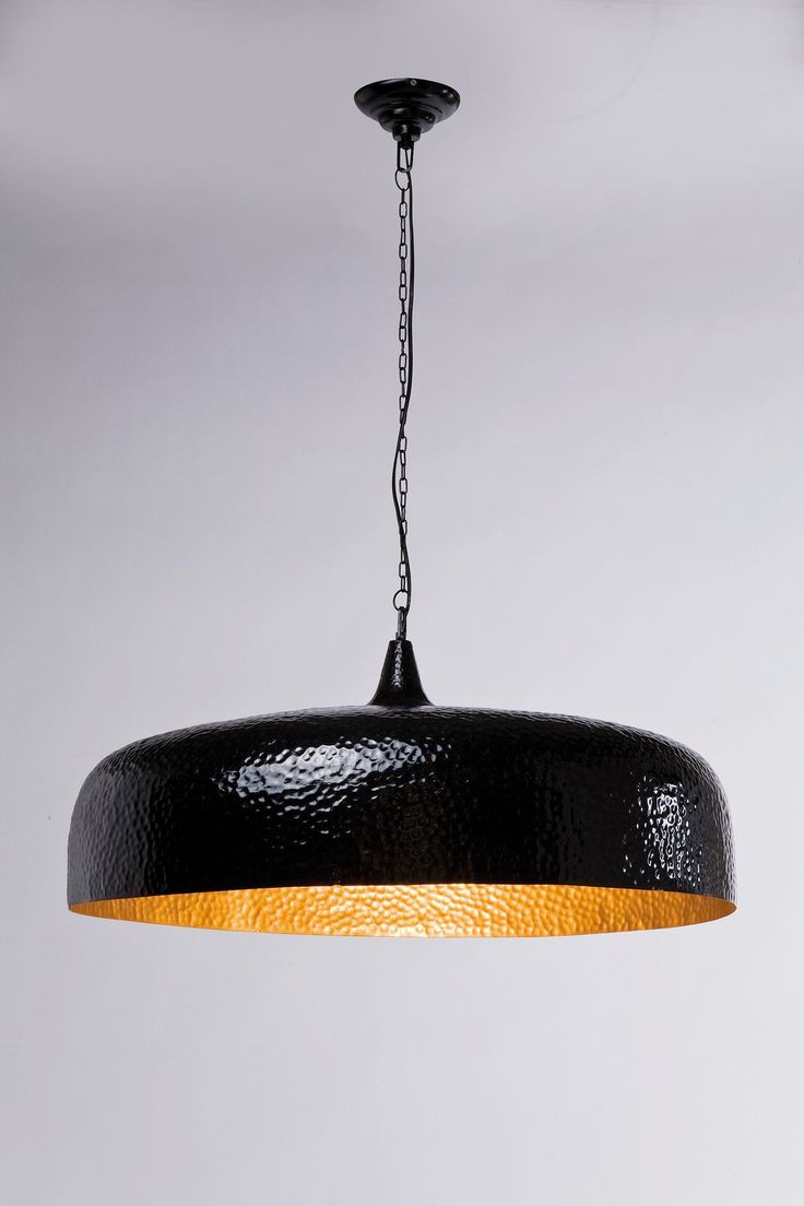 Pendant Lamp Hammered Big