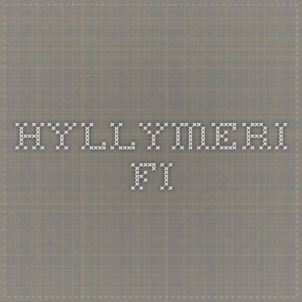 Hyllymeri Pori