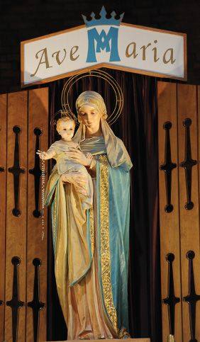 The Badger Catholic: More on the new Our Lady of Good Help ...