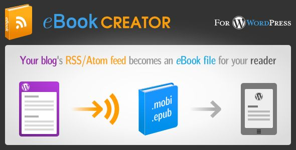 eBook Creator . eBook Creator gives you custom controls to automatically or manually create Mobipocket .mobi or .epub files for use on a wide variety of ebook