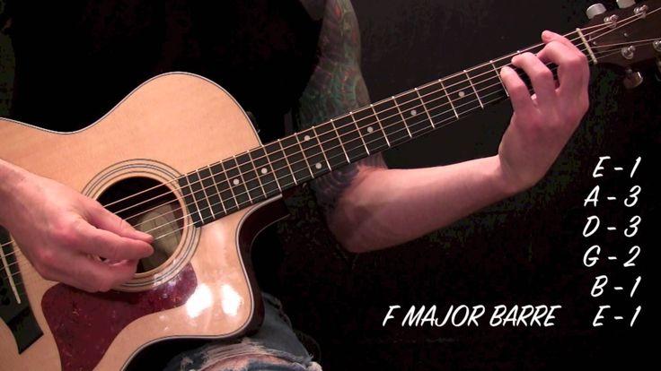 63 Best Chords Images On Pinterest Guitar Classes Acoustic Guitar