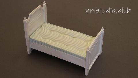 Кровать из картона МК видео