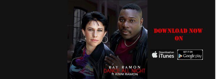 RayRamon - Dance All Night EP