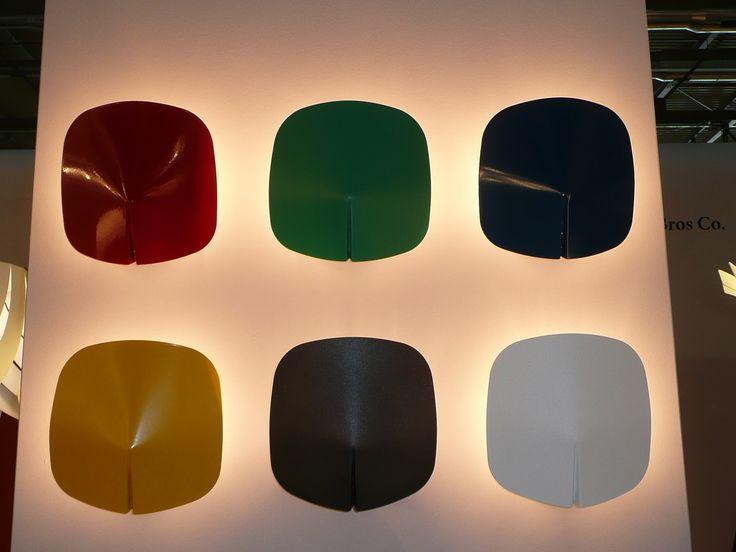 Loto by Selene Illuminazione at #Euroluce 2013 #colours