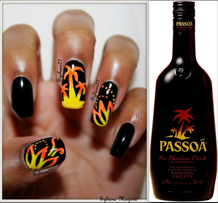 Nails, Fruit, Passion