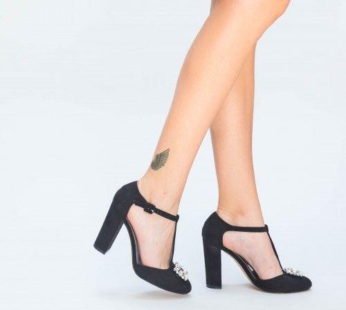 Sandale Agado Negre