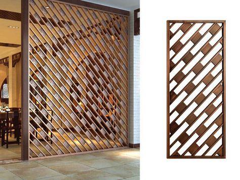 Design | Laser cut screens