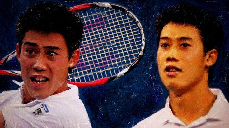#Kei Nishikori 錦織圭選手おめでとうございます、ジャパンカップ優勝それとマイケル・チャンコーチにも感謝ですね、錦織圭の活躍のの立役者のコーチは、僕にとってその他日本のたくさんのマイケル・チャンのファン今でも彼の現役時代のプレーが忘れられません、テニスをやっている人たちにとって彼ほど諦めないテニススタイルは今でも心に似残ってます、あの当時は素晴らしい選手が多かったけど、彼の人気はボルグも好きだけど、チャンんも好きだと言う人が多かったです。  Kei Nishikori 錦織圭選手の絵を描いてみました。  http://youtu.be/2oubxYzjWhc