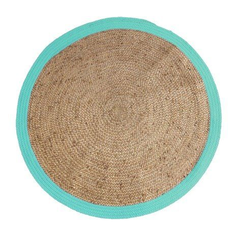 HK-living turquoise 120cm