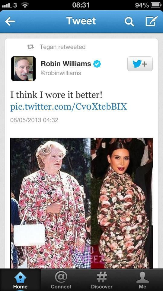 DIED. omfg. robin williams is fantastic