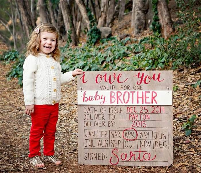 Best 25 Christmas pregnancy announcements ideas – Cute Baby Announcement